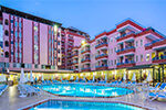 Blue Star Hotel 4*(Alanya)